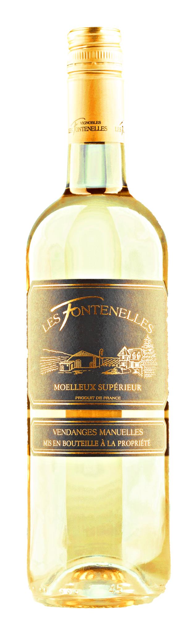 Fontenelles, Château les - Bergerac 2018 Bergerac moelleux superieur, Château les Fontenelles