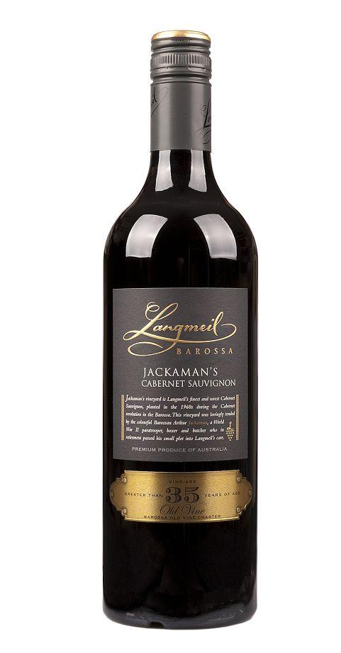 Langmeil Winery, Australien 2017 Jackaman's Cabernet Sauvignon Barossa Valley, Langmeil