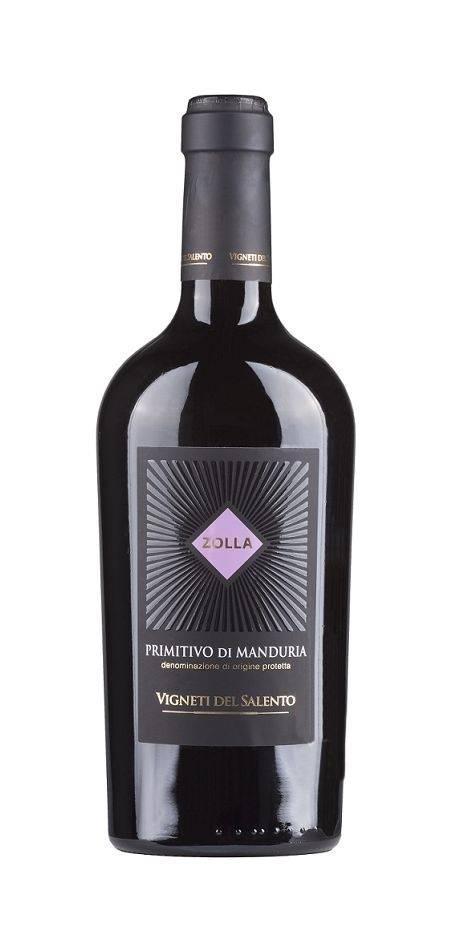 Farnese, Mittel- & Süditalien 2019 Primitivo di Manduria Zolla Vigneti di Salento, Apulien
