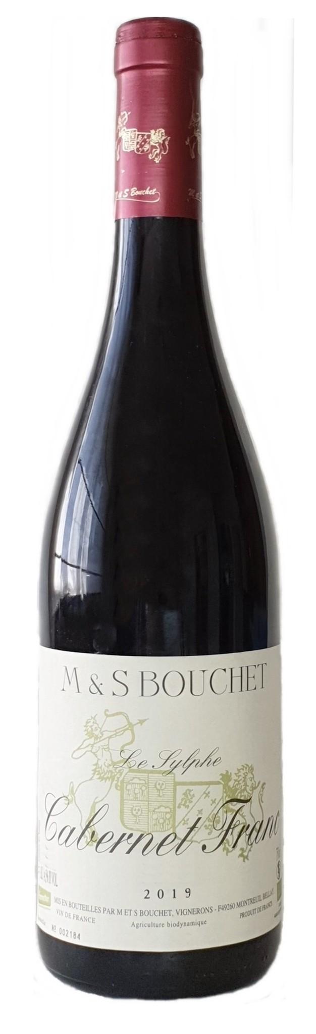 Bouchet, M&S - Loire 2019 Cabernet Franc le Sylphe, M & S Bouchet