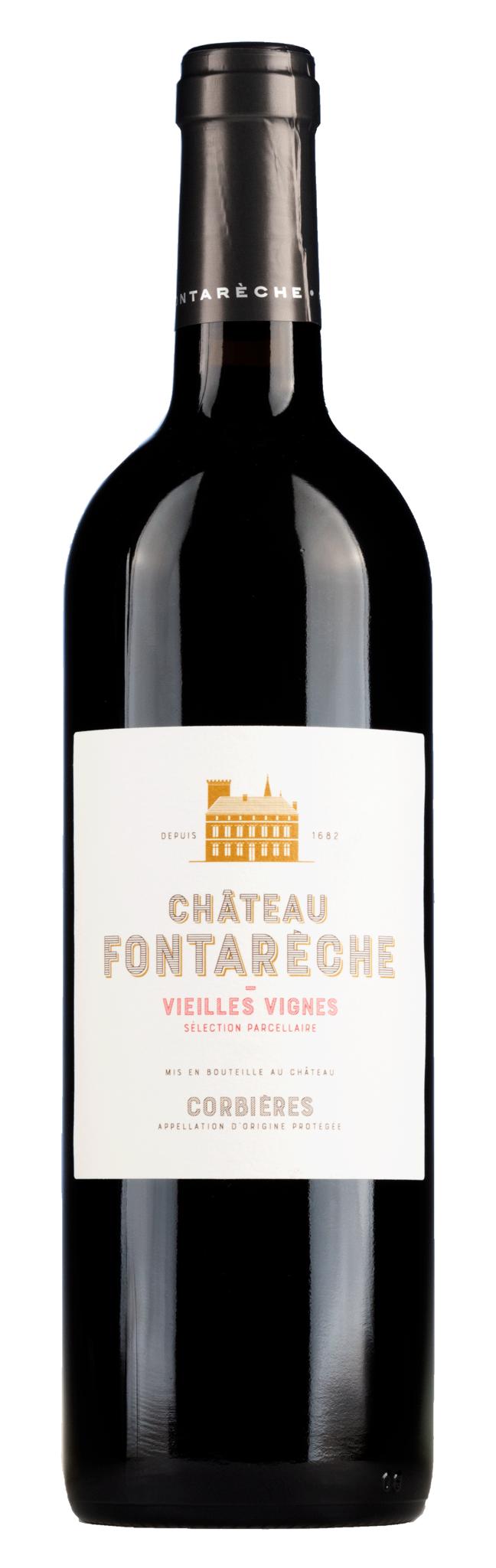 Frankreich Diverse 2019 Corbières Vieilles Vignes, Chateau Fontarèche
