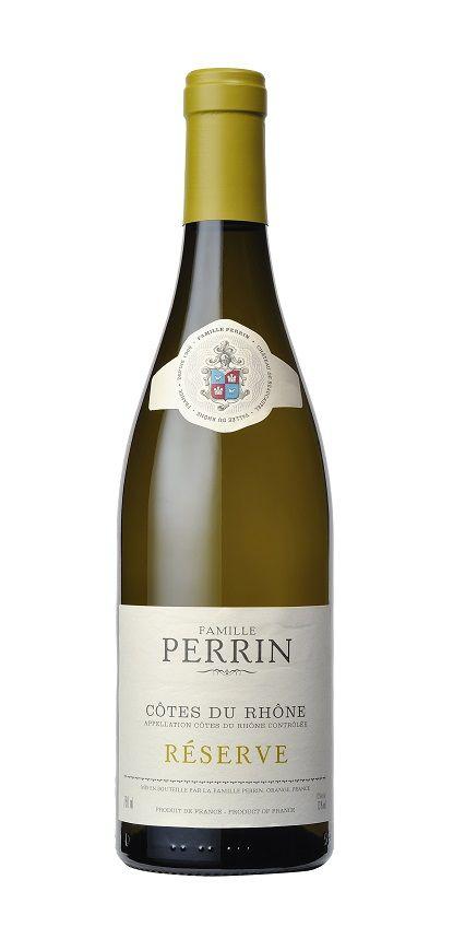 Perrin, Rhône 2020 Côtes-du-Rhône Réserve blanc, Famille Perrin