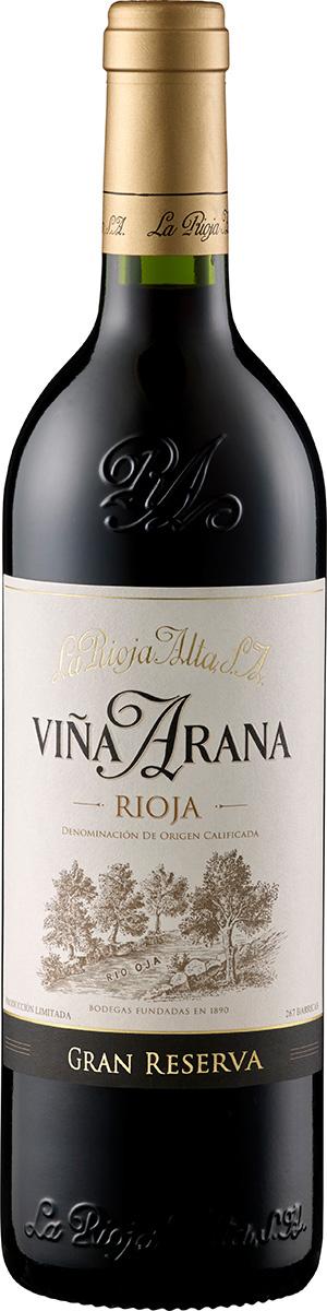 La Rioja Alta 2014 Rioja Gran Reserva Viña Arana, La Rioja Alta