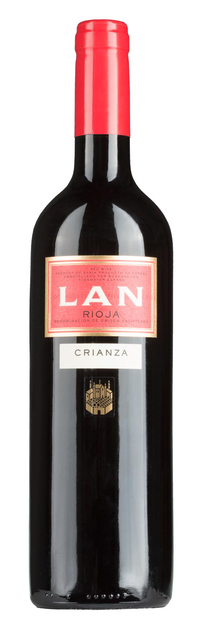 Lan, Bodegas - Rioja 2017 Rioja Crianza, Bodegas Lan
