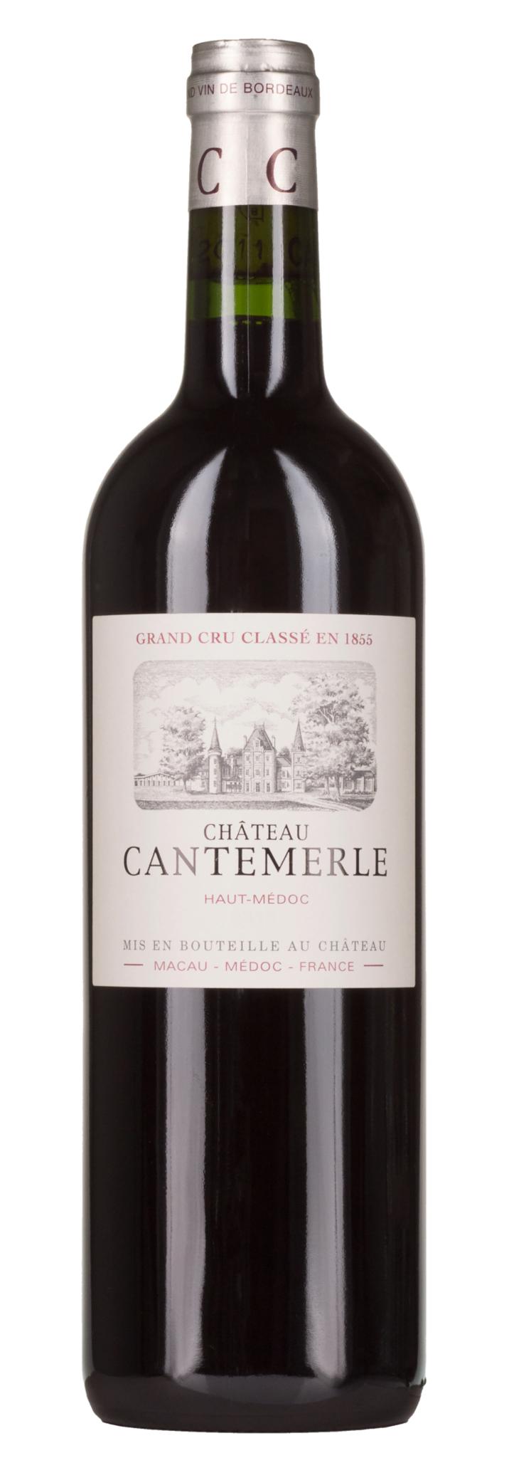 Chateau Cantemerle, Haut-Médoc 2016 Chateau Cantemerle 5. Grand Cru Classé Haut-Medoc