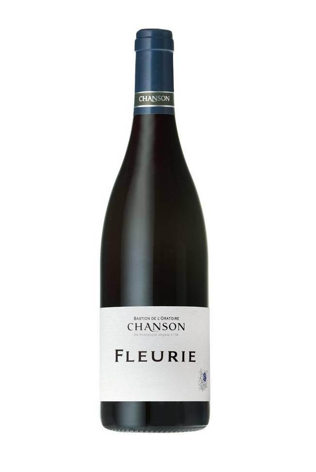 Chanson Père & Fils, Burgund 2018 Fleurie, Chanson