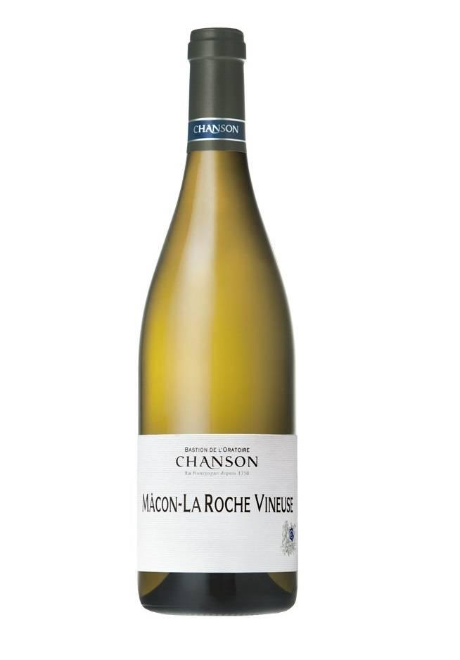 Chanson Père & Fils, Burgund 2017 Macon la Roche Vineuse AOP, Chanson