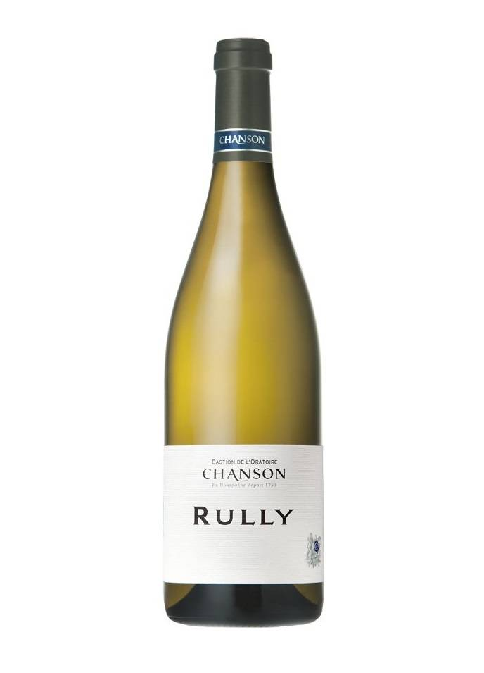 Chanson Père & Fils, Burgund 2018 Rully blanc AOC, Chanson