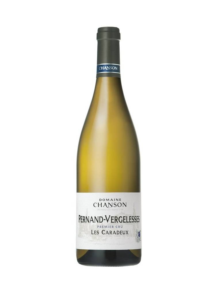 Chanson Père & Fils, Burgund 2018 Pernand-Vergelesses 1er Cru Les Caradeux, Domaine Chanson