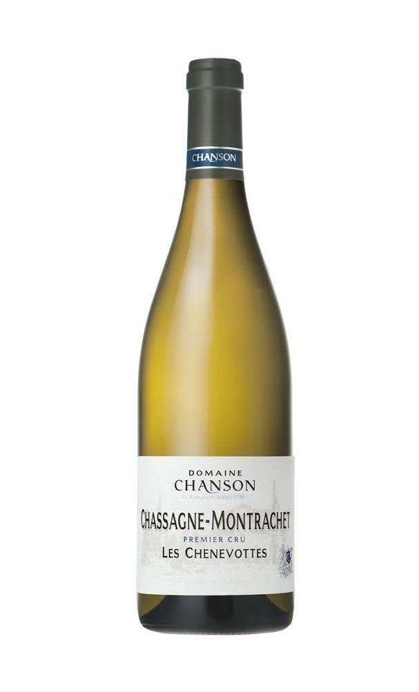 Chanson Père & Fils, Burgund 2017 Chassagne-Montrachet 1er Cru Chenevottes, Chanson