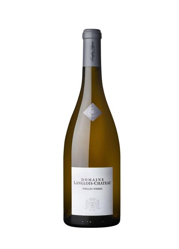 Langlois-Chateau, Loire 2017 Saumur blanc Vieilles Vignes, Domaine Langlois-Chateau