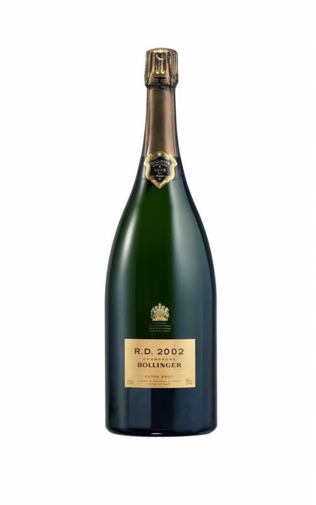 Bollinger, Champagne  2004 Champagne Bollinger R.D. extra brut 1,5L