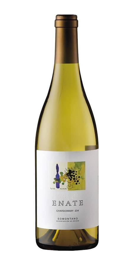 Spanien Diverse 2020 Chardonnay 234 Somontano D.O., Enate
