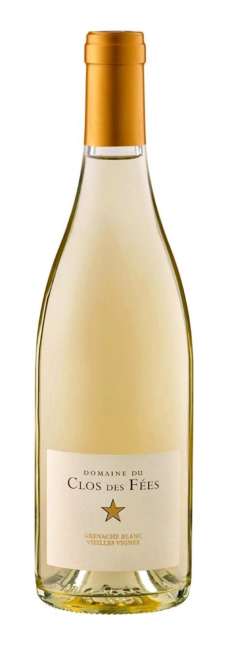 Clos des Fées, Roussillon 2018 Grenache Blanc Vieilles Vignes, Domaine du Clos des Fées