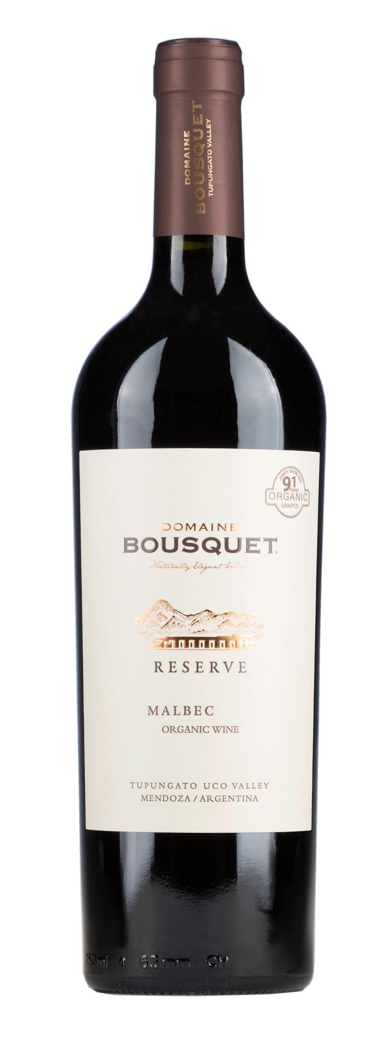 Bousquet, Domaine - Argentinien 2019 Malbec Reserve Mendoza, Domaine Bousquet