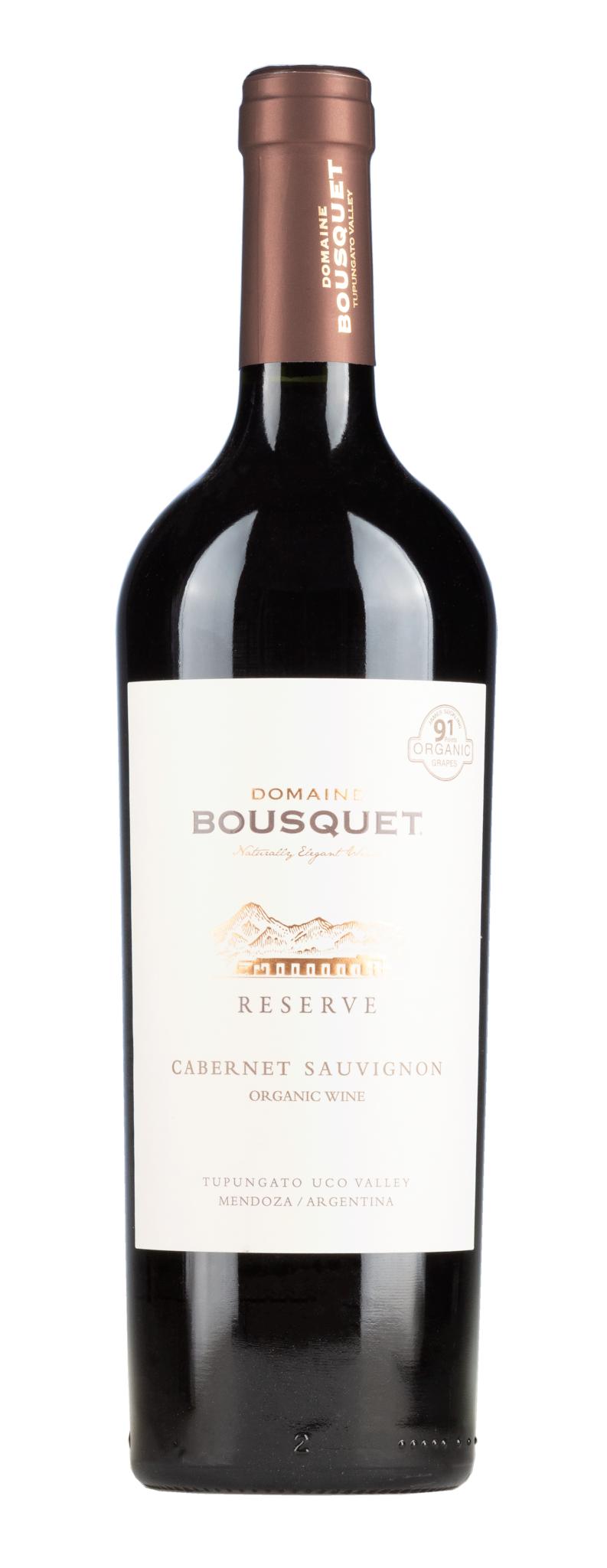 Bousquet, Domaine - Argentinien 2018 Cabernet Sauvignon Reserve, Domaine Bousquet