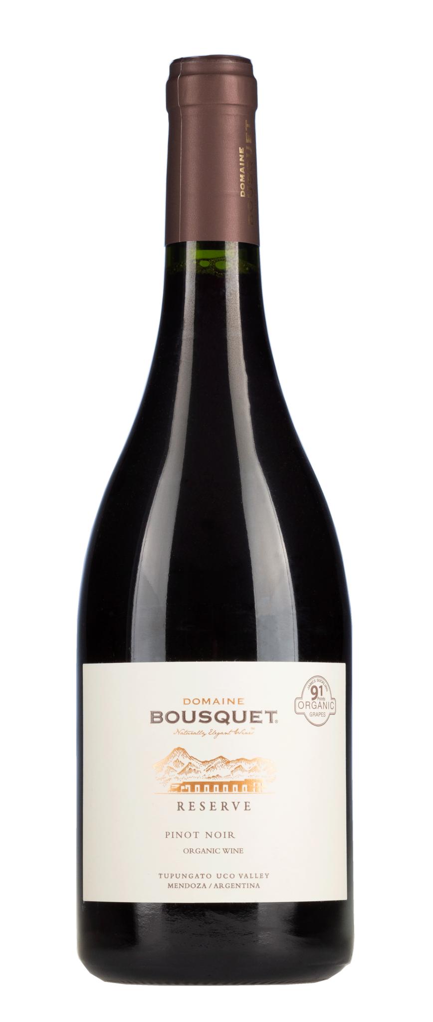 Bousquet, Domaine - Argentinien 2019 Pinot Noir Reserve, Domaine Bousquet (Biowein)
