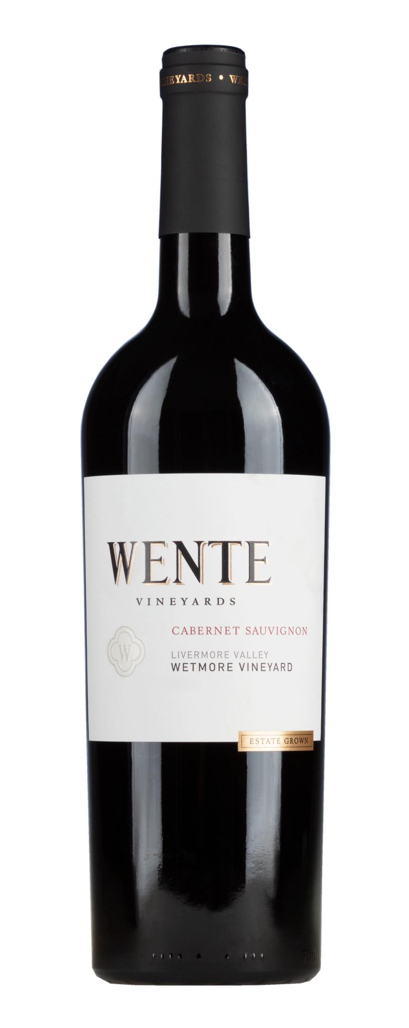 Wente Vineyards, Kalifornien 2018 Cabernet Sauvignon Wetmore Vineyard, Wente, Kalifornien