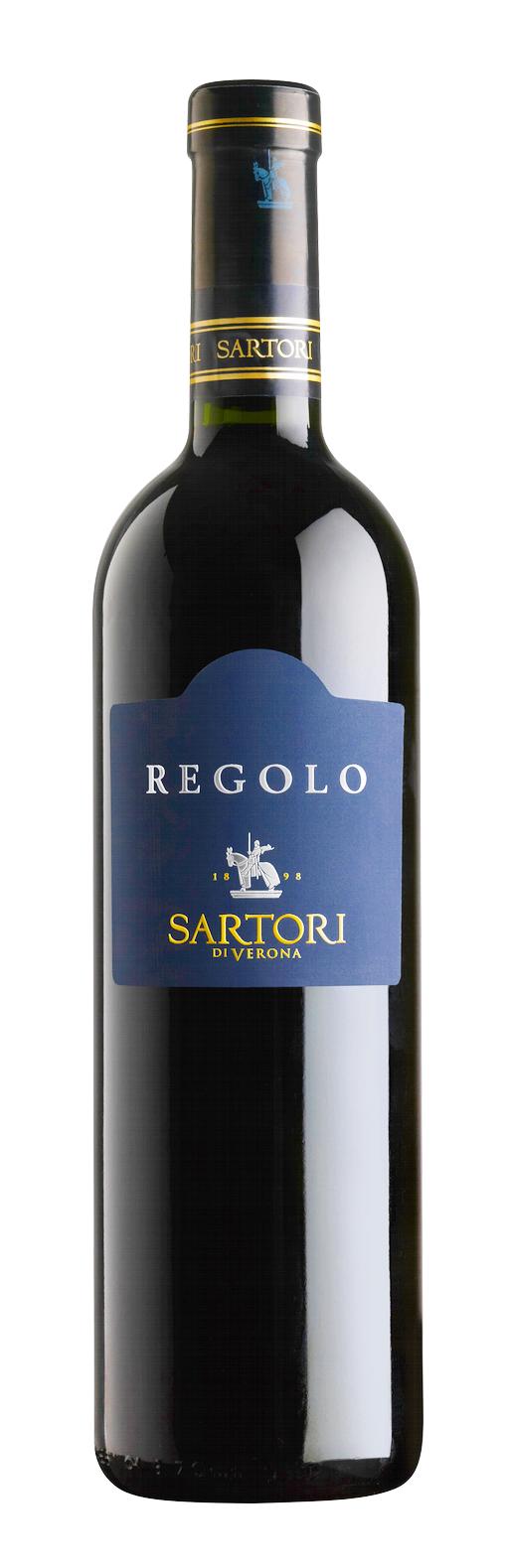 Sartori, Veneto 2018 Regolo Rosso Veronese IGT Sartori