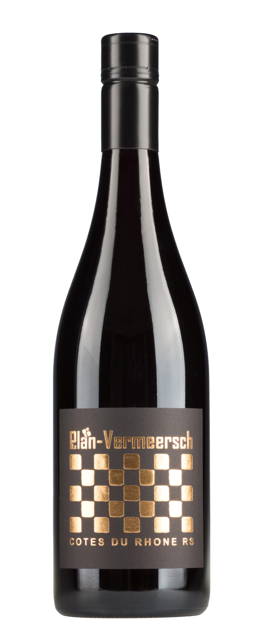 LePlan Vermeesch, Rhône 2019 Côtes-du-Rhône rouge RS, Plan-Vermeersch