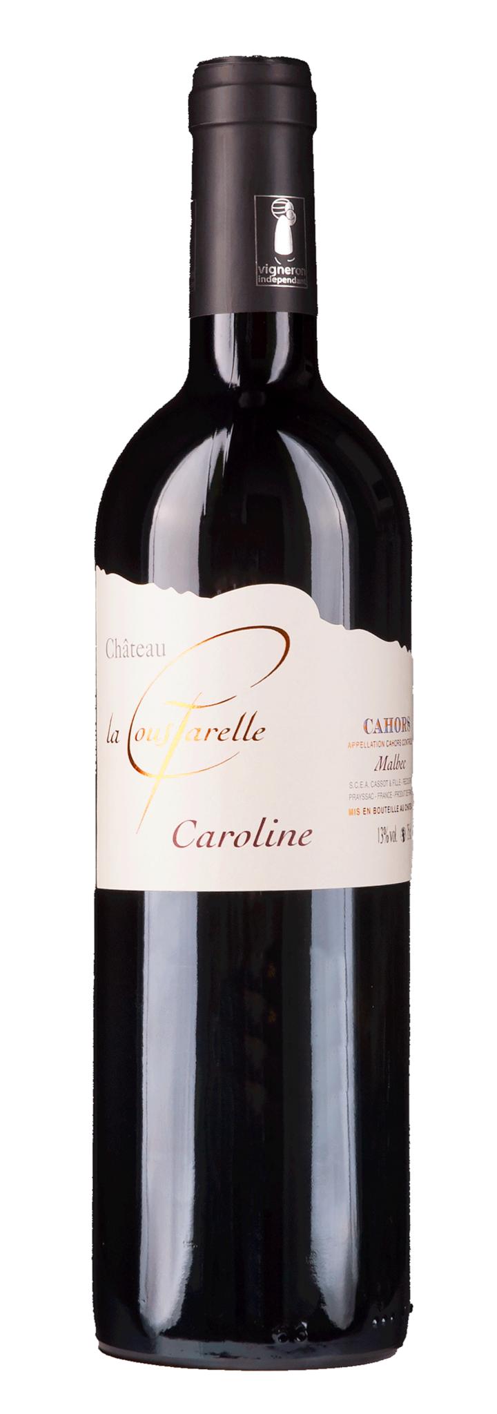 Coustarelle, Château la - Cahors 2016 Cahors Cuvée Caroline, Chat. la Coustarelle