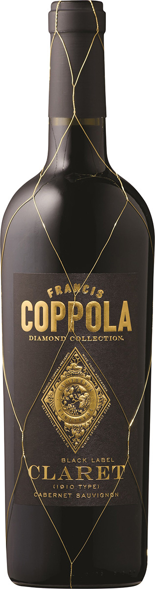 Coppola Winery - Francis Ford, Kalifornien 2018 Claret Diamond Collection, Coppola Winery