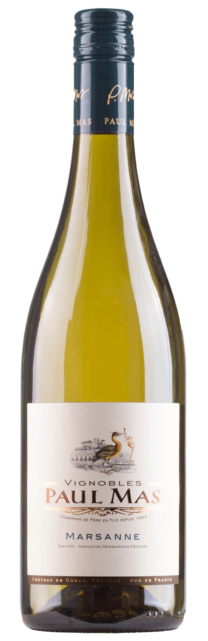 Mas, Paul - Languedoc 2020 Marsanne Classique IGP, Vignobles Paul Mas