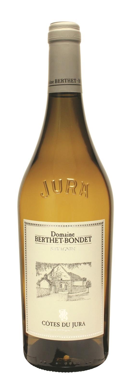 Berthet-Bondet - Jura 2016 Cotes du Jura Savagnin, Domaine Berthet-Bondet