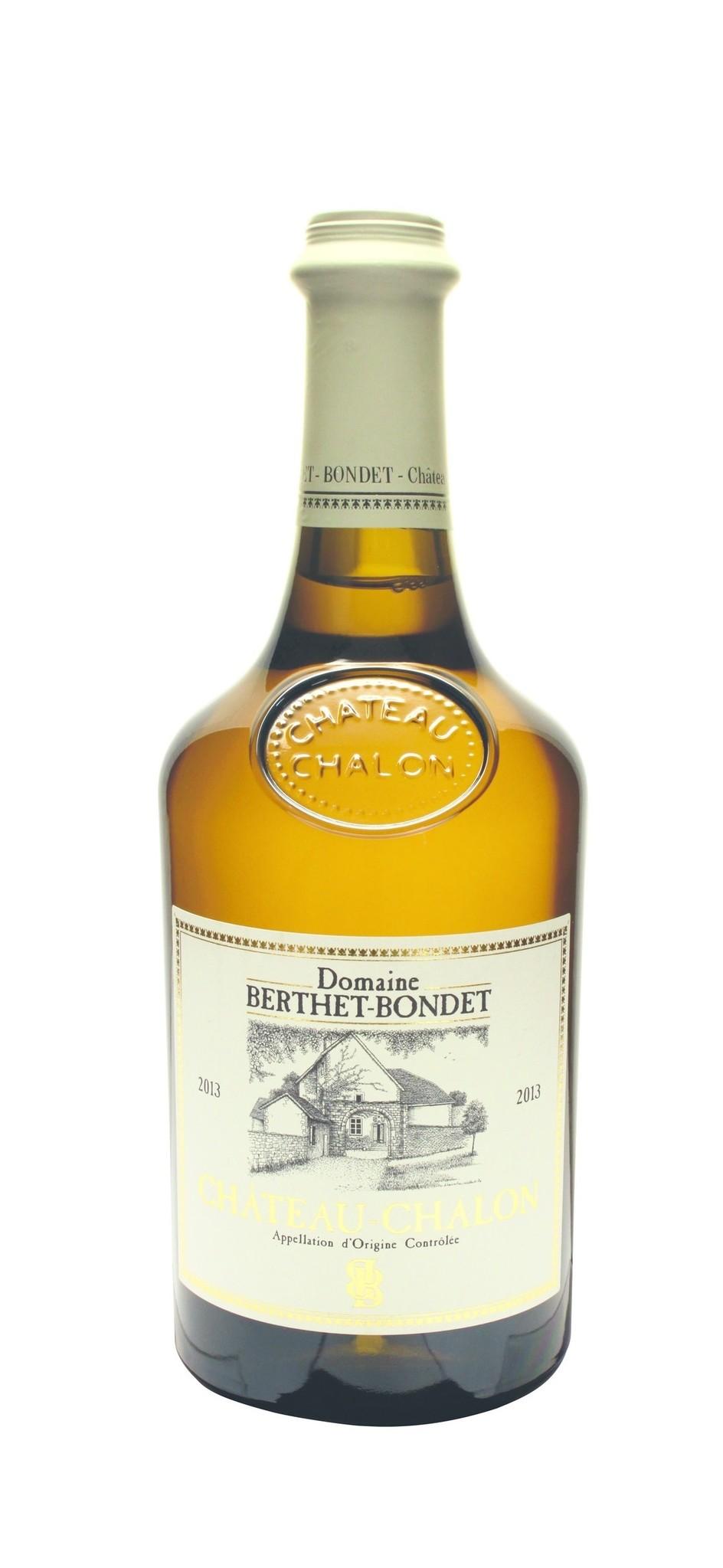 Berthet-Bondet - Jura 2013 Vin Jaune Chateau-Chalon, Domaine Berthet-Bondet 0,62L