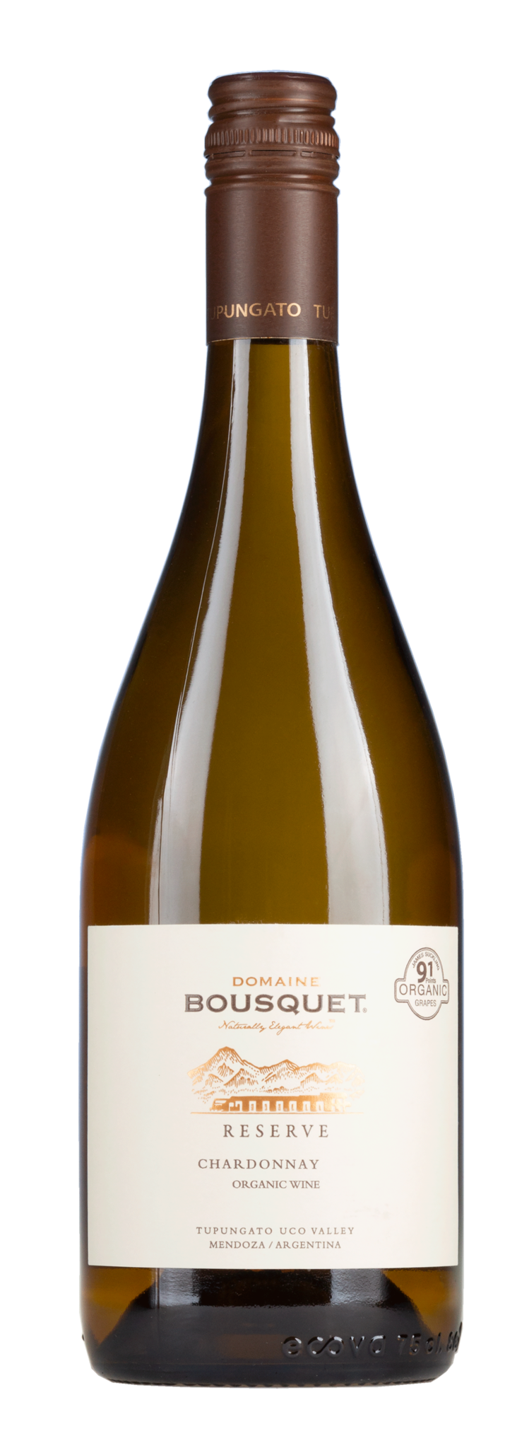 Bousquet, Domaine - Argentinien 2018 Chardonnay Reserve, Dom. Bousquet Biowein