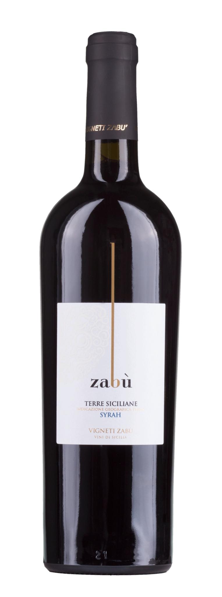 Farnese, Mittel- & Süditalien 2019 Syrah Sicilia IGT Vigneti Zabu