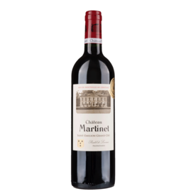Bordeaux Diverse 2016 Chateau Martinet Saint-Emilion Grand Cru