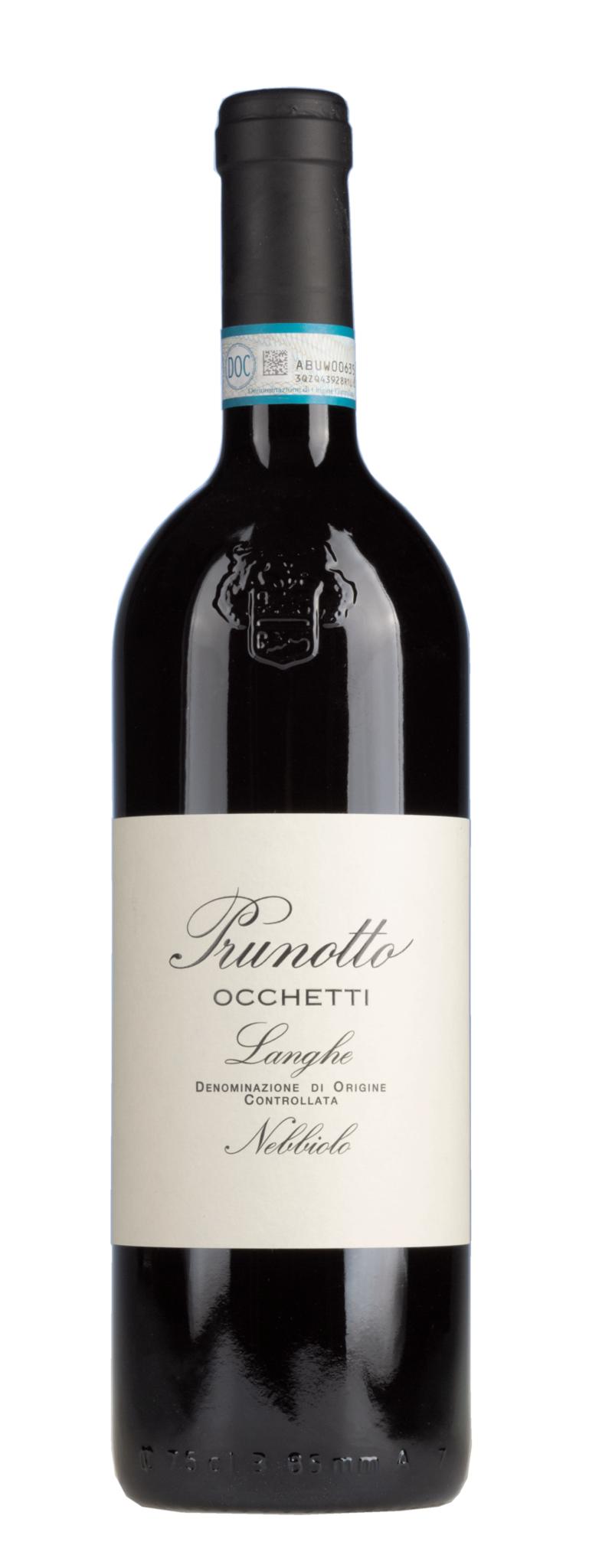 Prunotto - Piemont 2018 Langhe Nebbiolo Occhetti, Prunotto