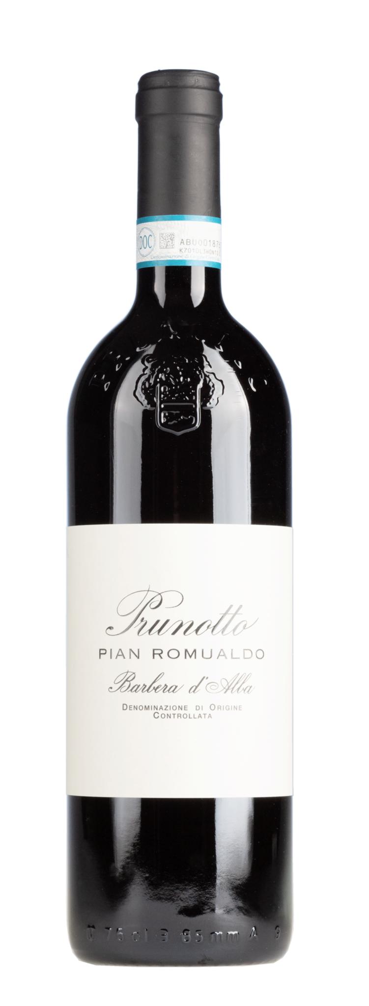 Prunotto - Piemont 2018 Barbera d'Alba Pian Romualdo, Prunotto