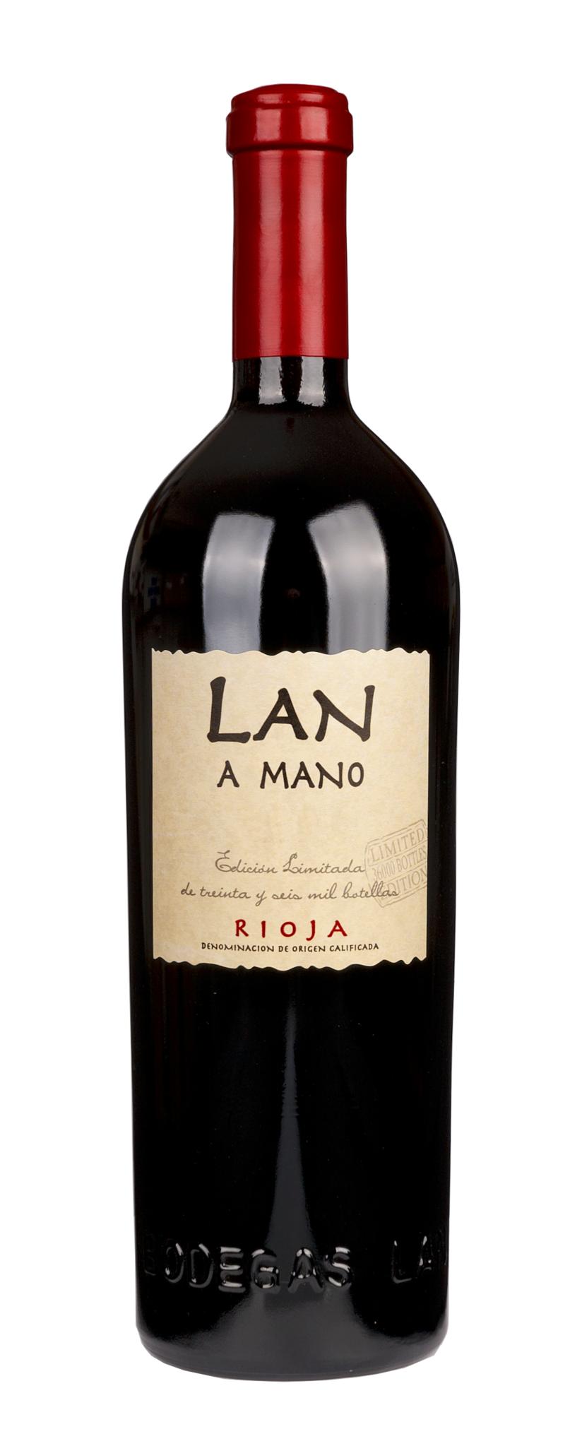 Lan, Bodegas - Rioja 2017 Rioja A Mano Edicion limitada, Bodegas Lan