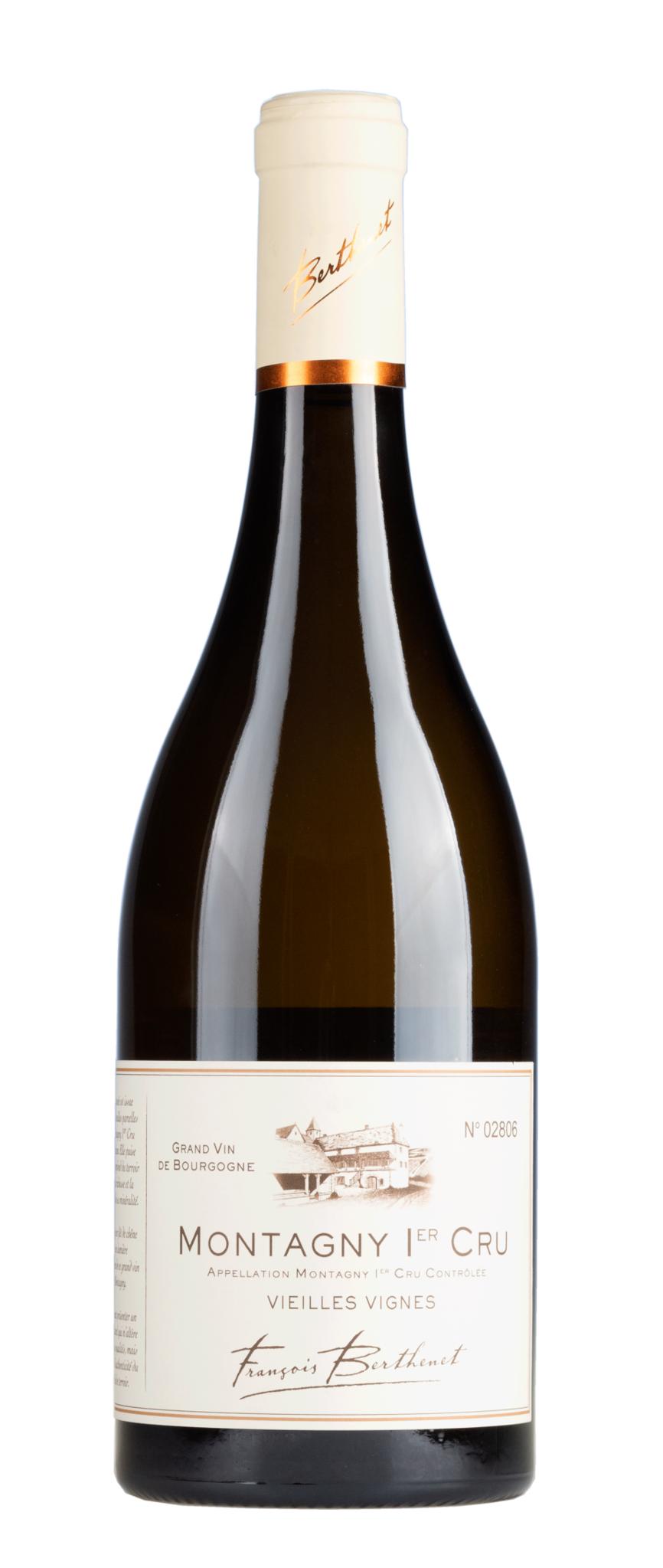 Berthenet, Domaine - Burgund 2019 Montagny blanc 1er Cru Vieilles Vignes, Domaine Berthenet