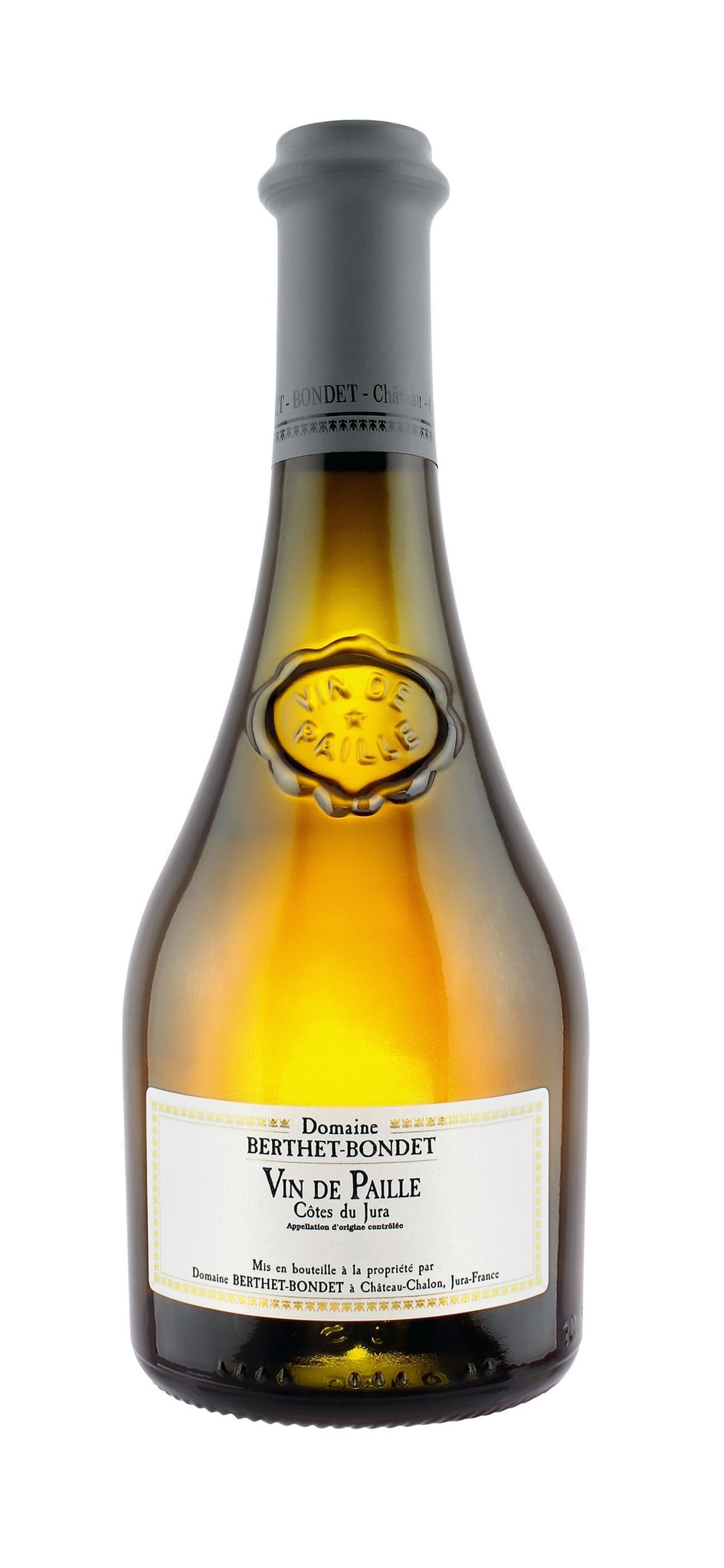 Berthet-Bondet - Jura 2015 Vin de Paille Cotes du Jura, Berthet-Bondet 0,375L