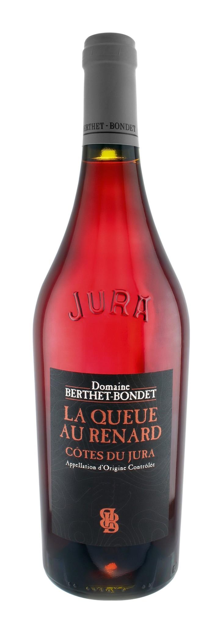 Berthet-Bondet - Jura 2018 Côtes du Jura La Queue au Renard, Domaine Berthet-Bondet
