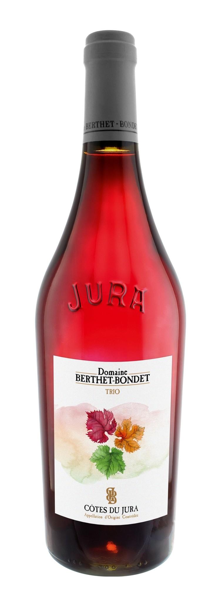 Berthet-Bondet - Jura 2019 Côtes du Jura TRIO, Domaine Berthet-Bondet