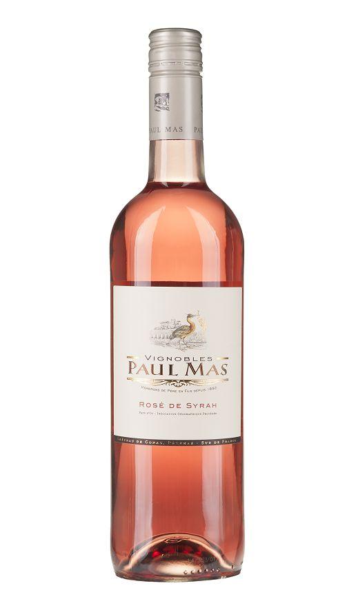 Mas, Paul - Languedoc 2020 Rosé de Syrah, Vignobles Paul Mas