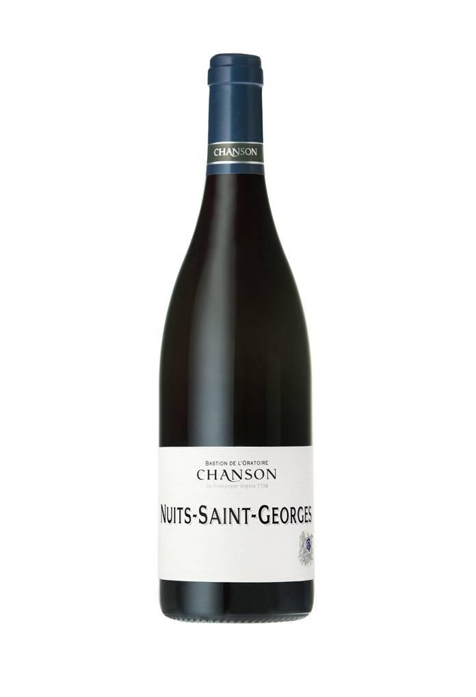 Chanson Père & Fils, Burgund 2015 Nuits-Saint-Georges AOP, Chanson
