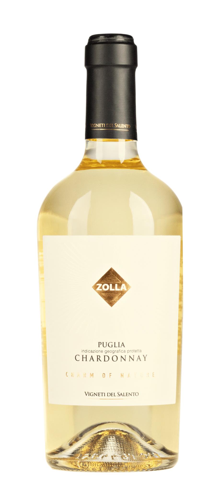 Farnese, Mittel- & Süditalien 2020 Zolla Chardonnay Puglia, Vigneti di Salento, Farnese