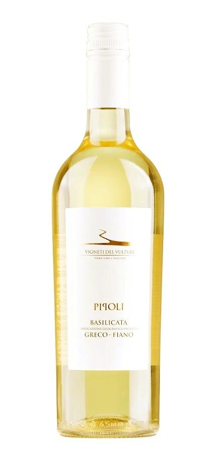 Farnese, Mittel- & Süditalien 2020 Pipoli Bianco Greco & Fiano Vigneti del Vulture, Basilicata