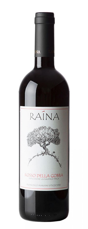Raina - Umbrien 2018 Rosso della Gobba, Raina