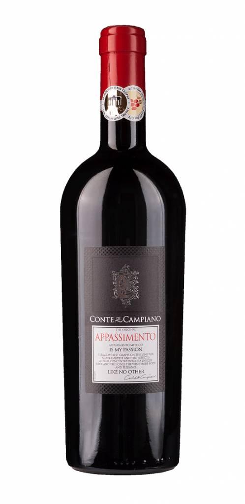 Conte di Campiano 2017 Appassimento Negroamaro Conte di Campiano