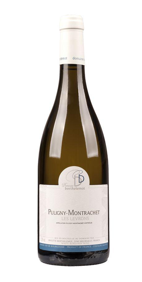 Berthelemot, Domaine - Burgund 2019 Puligny-Montrachet Les Levrons, Domaine Berthelemot