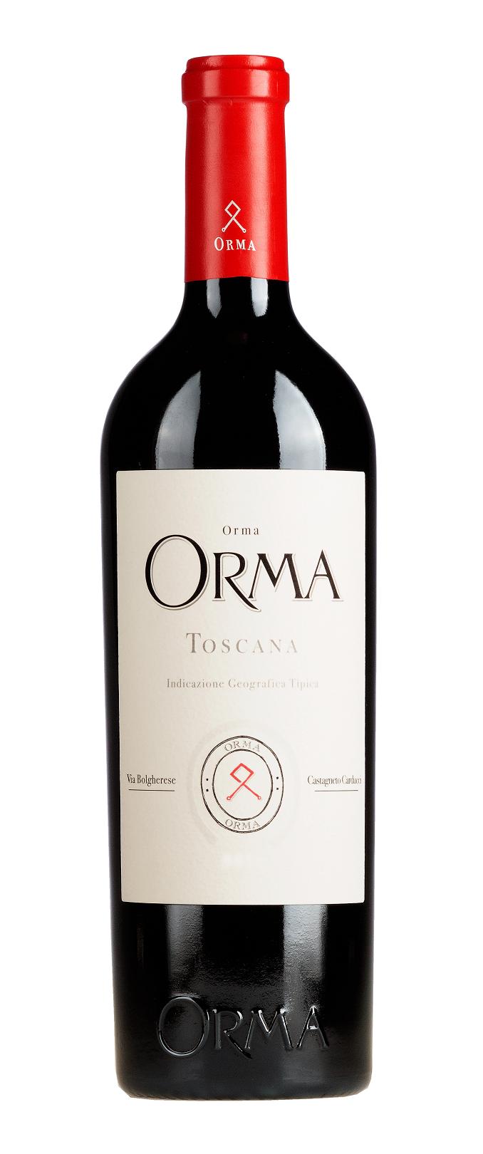Sette Ponti, Tenuta - Toskana 2018 Orma Bolgheri rosso, Tenuta Orma