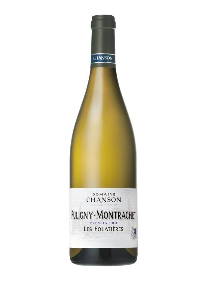 Chanson Père & Fils, Burgund 2019 Puligny-Montrachet 1er Cru Les Folatières, Domaine Chanson