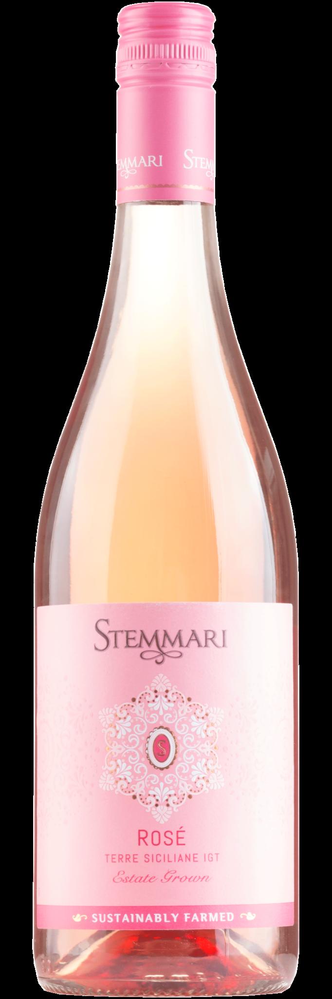 Stemmari /Feudo Arancio), Sizilien 2019 Nero d'Avola Rosé Stemmari