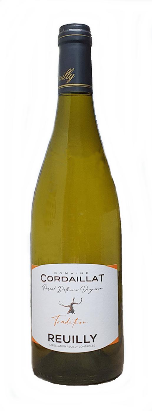 Frankreich Diverse 2020 Reuilly AOP, Domaine Cordaillat